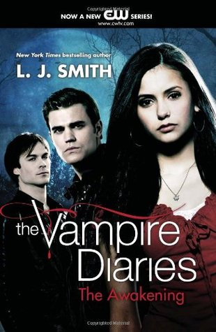 L.J. Smith: The Vampire Diaries series