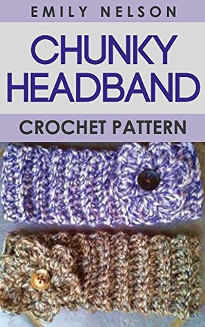 Chunky Headband: Crochet Pattern