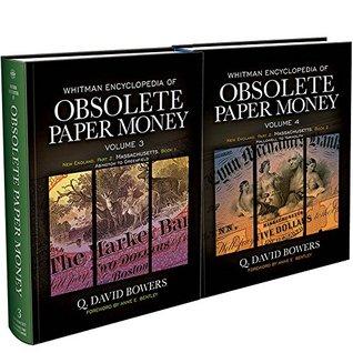 Whitman Encyclopedia Obsolete Paper Money Volume III & IV Set