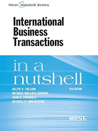 International Business Transactions in a Nutshell, 9th