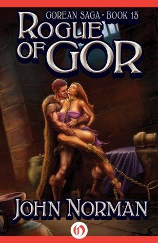 Rogue of Gor (Gorean Saga Book 15)