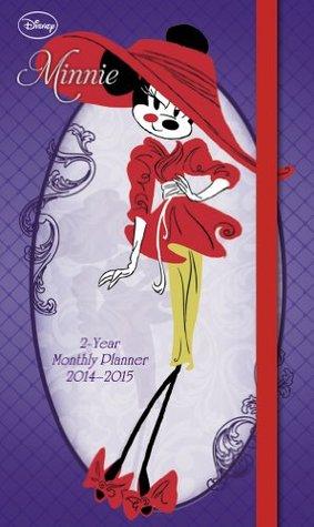 Minnie: 2-Year Monthly Planner 2014-2015