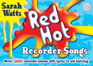 Red Hot Recorder Songs Student Bk/CD