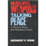 Making Weapons Talking Peace