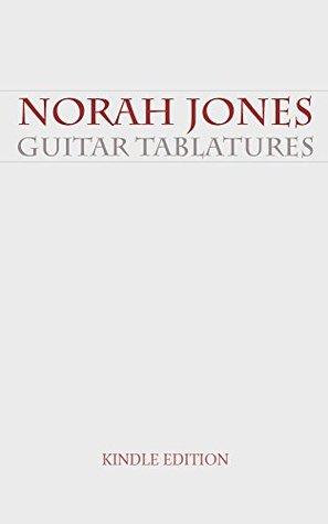 Various - Norah Jones - Guitar Tablatures