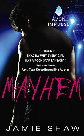 Mayhem (Mayhem, #1)
