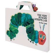 The Very Hungry Caterpillar Oversized Board Book and Plush Toy