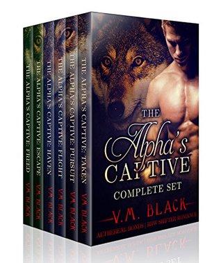 The Alpha's Captive Complete Bundle (The Alpha's Captive, #1-7)
