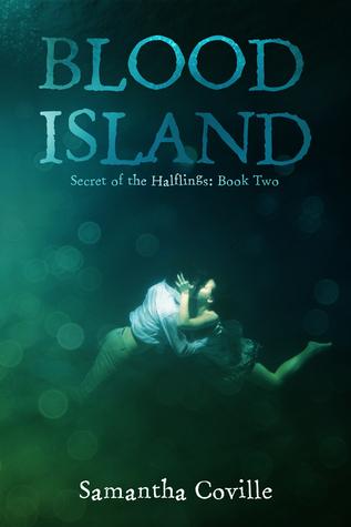 Blood Island by Samantha Coville