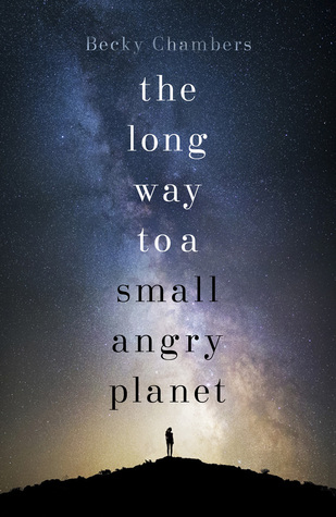 Book Series to Read Wayfarers: The Long Way to A Small, Angry Planet
