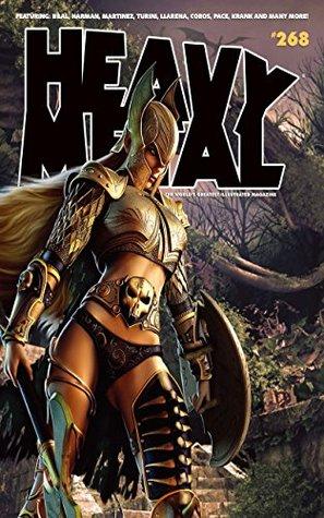 Heavy Metal Magazine #268 (Heavy Metal Magazine: 268)