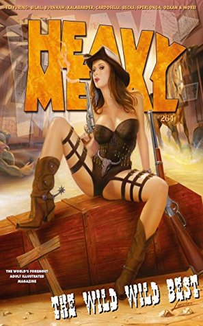 Heavy Metal Magazine #264 (Heavy Metal Magazine: 264)