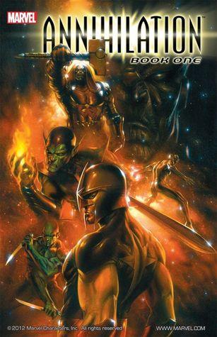 Annihilation, Book One by Dan Abnett