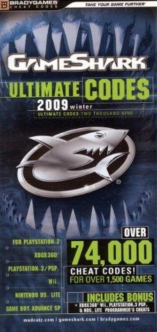GameShark Ultimate Codes Winter 2009