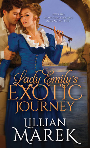 Lady Emily's Exotic Journey (Victorian Adventures, #2)