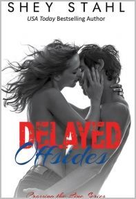 Delayed Offsides (Crossing the Line, #2)