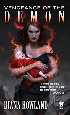Vengeance of the Demon (Kara Gillian, #7)