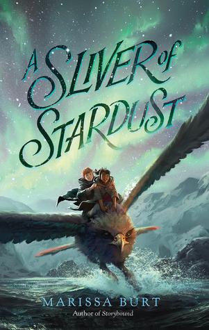 A sliver of stardust par Marissa Burt