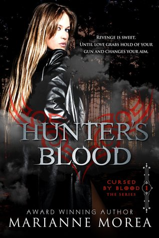 Hunters Blood (Cursed by Blood, #1)