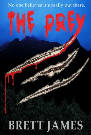 The Prey by Brett James