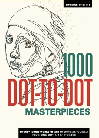 1000 Dot-to-Dot: Masterpieces