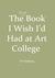 The Book I Wish I'd Had at ...