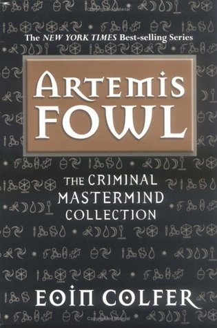 The Criminal Mastermind Collection, Bks 1-3 (Artemis Fowl, #1-3)