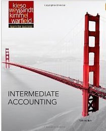 Intermediate Accounting 15th Edition Kieso with Wiley Plus Access Code [Hardcover]