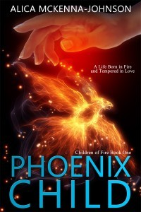 Phoenix Child (Children of Fire, #1)