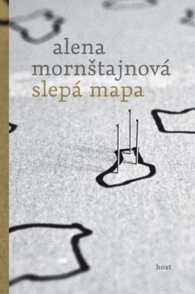 Slepá mapa by Alena Mornštajnová