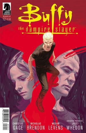 Buffy the Vampire Slayer: Love Dares You, Part 2 (Season 10, #12)