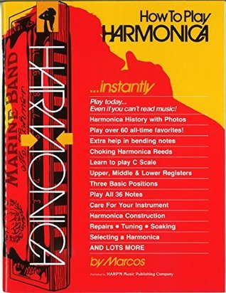 Harmonica - absolute beginners and beginner blues