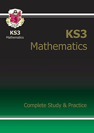 KS3 Maths Complete Study & Practice: Complete Revision and Practice