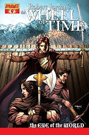 Robert Jordan's Wheel of Time: Eye of the World #9