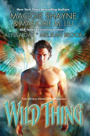 Wild Thing(The Guardians 1.5) - Maggie Shayne