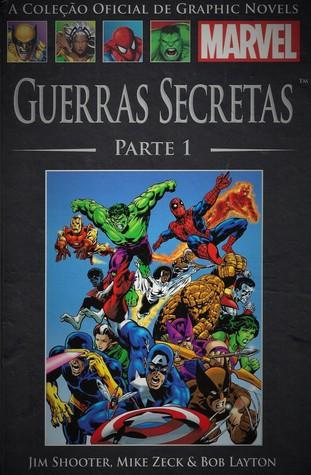 Guerras Secretas: Parte 1 (A Coleção Oficial de Graphic Novels da Marvel, #6)