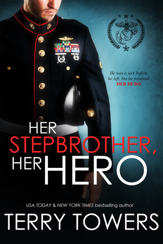 Her Stepbrother, Her Hero by Terry Towers