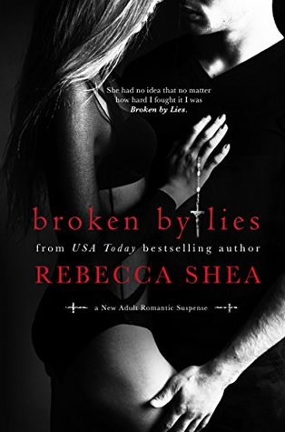 Ebook Broken by Lies by Rebecca Shea TXT!