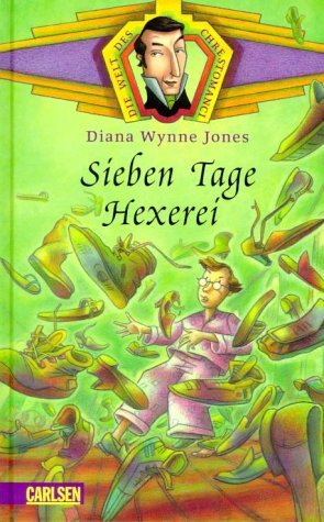 Ebook Sieben Tage Hexerei by Diana Wynne Jones TXT!