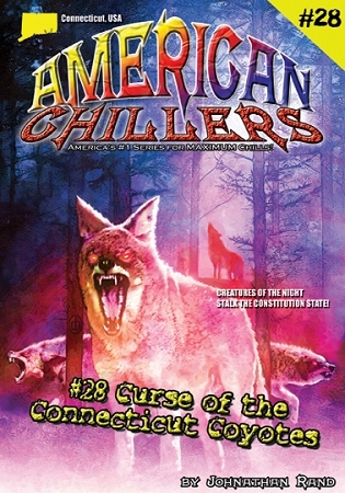 Curse of the Connecticut Coyotes by Johnathan Rand
