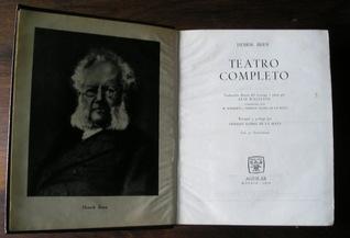 Henrik Ibsen Teatro Completo