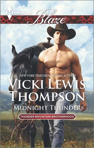 Midnight Thunder (Thunder Mountain Brotherhood, #1)