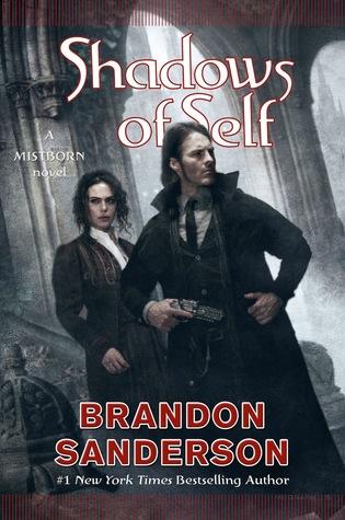 Shadows of Self (Mistborn, #5)