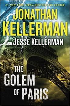 The Golem of Paris (Detective Jacob Lev, #2)