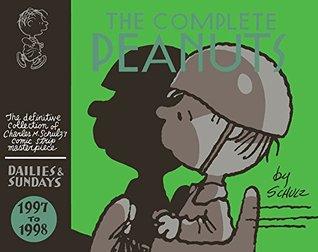 The Complete Peanuts, Vol. 24: 1997-1998