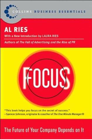 Focus by Al Ries