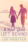 What You Left Behind (Thirty-Eight, #3)