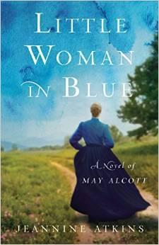 Little Woman in Blue