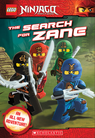 The Search for Zane (LEGO Ninjago: Chapter Book #7)