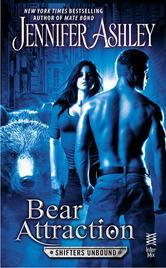 Bear Attraction(Shifters Unbound 6.5)